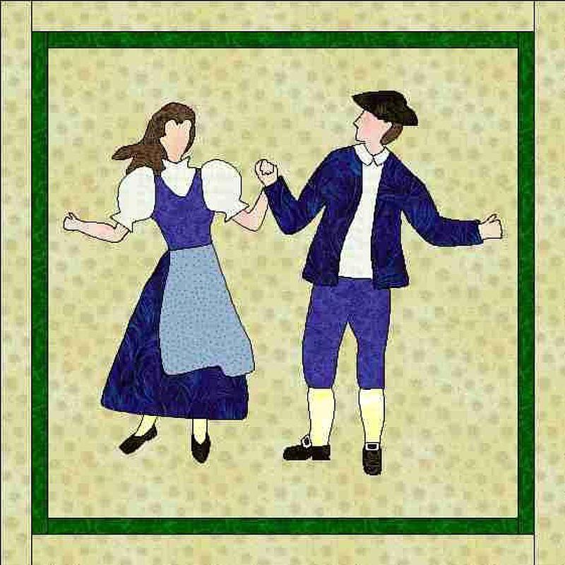 Tanzquilt: quilts.de - quilts, patchwork and more